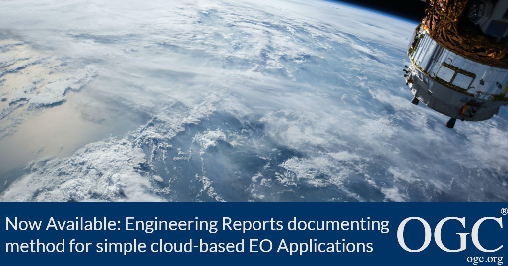 Banner for Engineering             Reports of EO Apps PIlot