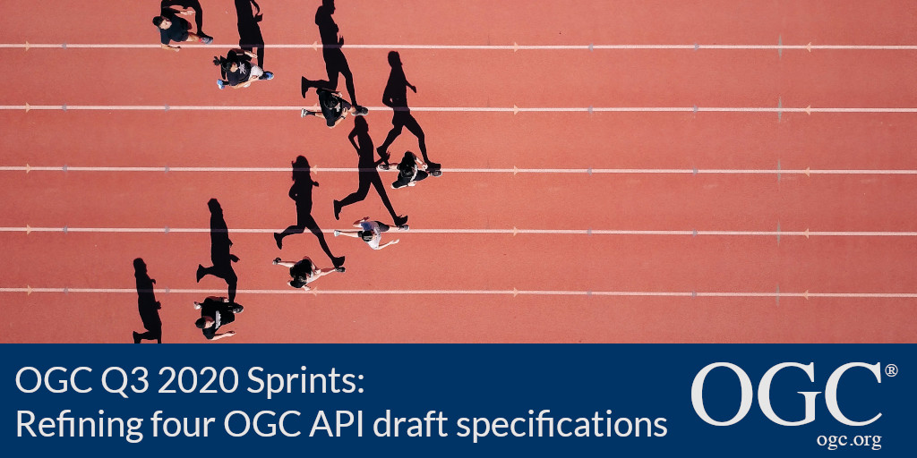 Banner for the Q3 2020 OGC